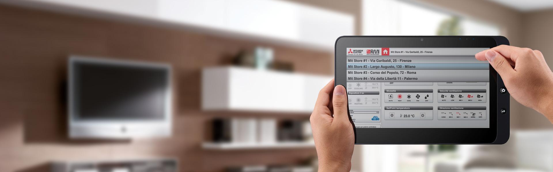 Descubre todas las funciones de monitorización, ahorro energético y notificación de averías