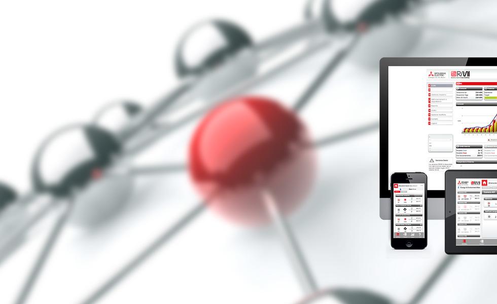 Découvrez le premier système cloud de monitorage destiné à votre équipement de climatisation.