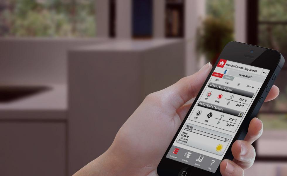 Accéder via votre smartphone ou votre tablette tactile où que vous soyez!